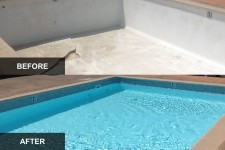 Commercial Pool - Before and After alternate